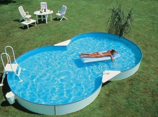 Не упусти лето! -12% скидки на каркасные бассейны | Строительство бассейнов