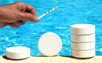Как предотвратить рост водорослей в бассейне?