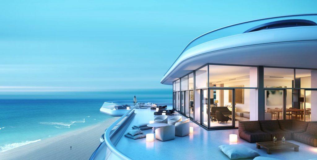 Недвижимость в Турции. Готовая квартира в Алании с видом на море. Алания. Кестель. Квартиры в Алании