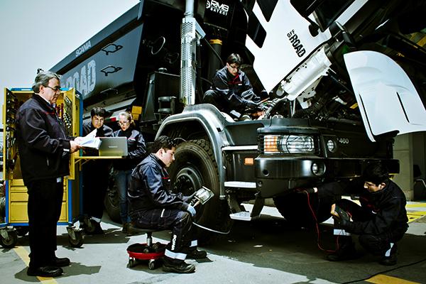 Важность и частота ремонта и планового обслуживания грузовиков